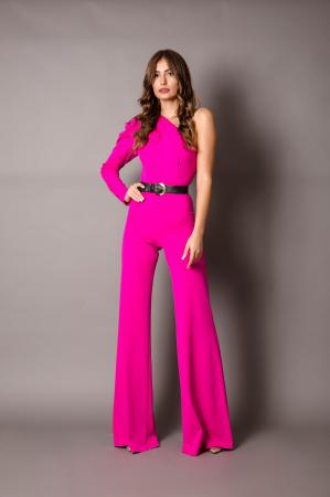 Bella One Shoulder Jumpsuit