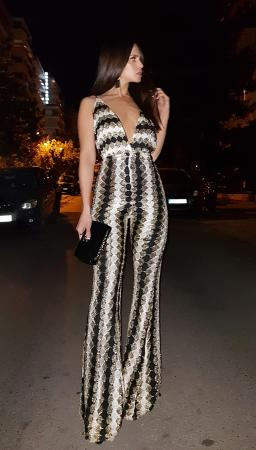 Cannes Crochet Jumpsuit