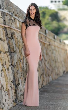 Candice Backless Maxi Dress