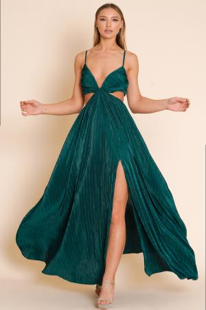 EDEN Emerald Dress