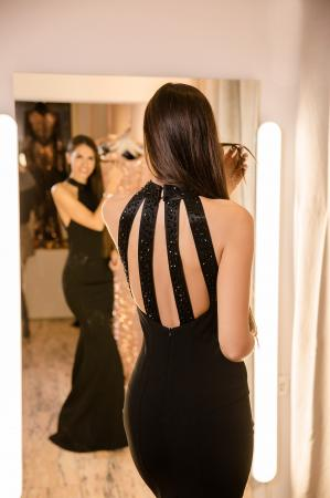 One and Only Backless Maxi Dress